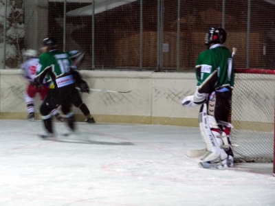 Spiel Icefighters 21.12.09
